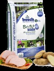 Полувлажный корм для собак (SOFT+)