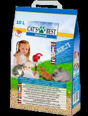 Универсальные и древесные наполнители Cat's Best